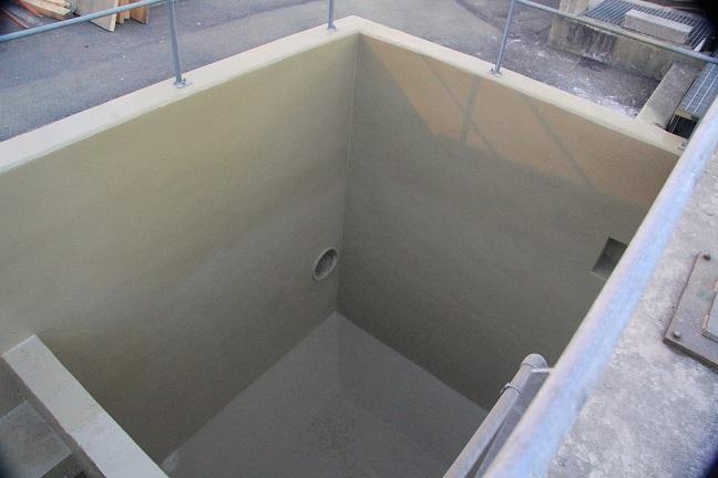 Membrane étanche résine polyurée
